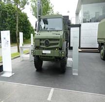 Unimog U 5023 Eurosatory 2018