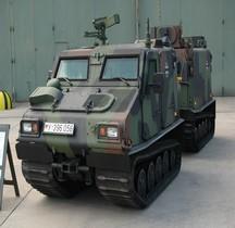 Bandvagn 206 Geländetransportfahrzeug Bv206D  Trsp Trp Bundswher Treves