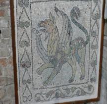 Ravenne San Giovanni Evangelista Mosaiques XIIIe