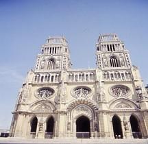 Loiret Orléans Cathédrale Sainte Croix