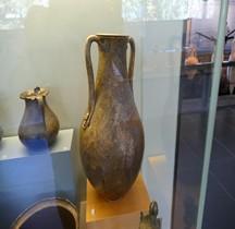Rome Bronze Vase deux Anses Arles
