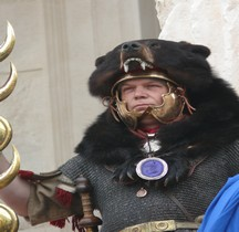 Legion Porte enseigne Signifer Legio I Consolaris Nimes 2013