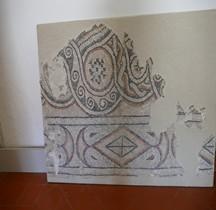 Mosaïque Médiéval Haut Ravenne  San Appolinare in Classe