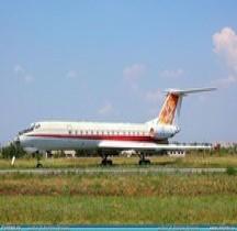 Tupolev Tu-134 A Crusty