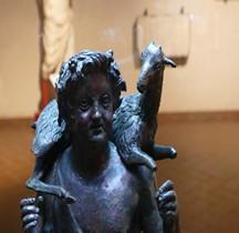Rome Bacchus Enfant Beziers
