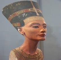 Egypte Pharaon 18e Dynastie 10.2 Nefertiti Berlin