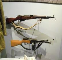 Carabine Mosin Nagant M 1944  Bastogne