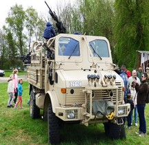 Unimog Special Forces Group Belgique