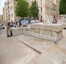 Bouches du Rhone Marseille Thermes Romains Place Bargemon