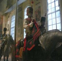 Garde Imperiale Artillerie Cheval Trompette Invalides