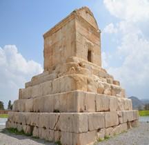 Iran Pasargade Tombeau Cyrus Le Grand