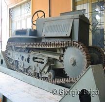 FIAT OCI 708 CM  Trattore Cingolato Rome