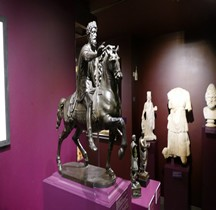 Statuaire Statuette Marc Aurele 1650 Orazio Albrizzi Mougins