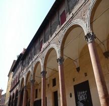 Bologna Palazzo Brazzetti Marescotti DAMS