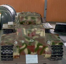 Panzer I Ausf F Kubinka