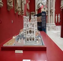 Aisne Laon Cathédrale Notre Dame Paris