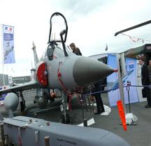 Dassault Mirage 2000 B Le Bourget 2011