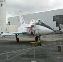 Dassault Mirage 4000 (Paris le Bourget)