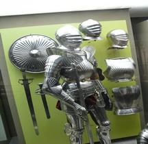 1525 Armure Cannelée Maximilienne Bruxelles