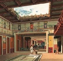 Pompei Regio VI Insula 8 Maison du Poète Tragique