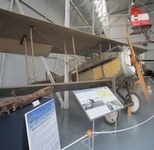 SPAD S VII  avion AS E. Cabruna Bracciano