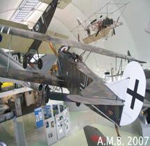 Fokker D VII Hendon