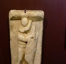 Statuaire Metope Gladiateur Scutarius Mougins