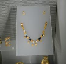 Etrurie Bijoux Collier Fidene Rome Palazzo Massimo