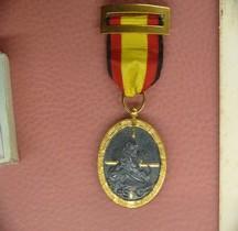 1939 Medalla de la Campaña 1936-1939 Bastogne