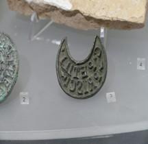 Génie Civil Domus Sigilum Sceau Later BriqueTegula Tuile Rome Palazzo Massimo