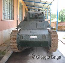 Carro Pesante P 40 (Rome)