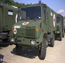 Unimog 435 2t KrKw Ambulance
