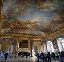 Yvelines Versailles Chateau Appartements du Roi Salon d'Hercule
