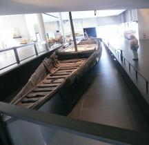 Navire Chaland Arles Rhone 3 . 50 Ap JC