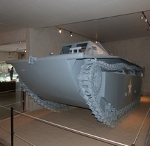 FMC Corporation LVT-2 Water Buffalo Utah Beach