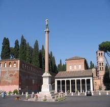 Rome Quartiere Tiburtino Basilica di San Lorenzo fuori le mura