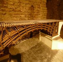 Serbie Kladovo Pont Romain de Trajan Détail Maquette  Rome EUR