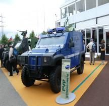 Panhard PVP Gendarmerie (Prototype)