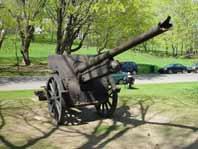 Canon 10cm K 17 Krupp  Quebec