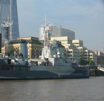 HMS Belfast C35  2015