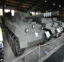 Tank Destroyer M 18 Hellcat PrototypeT 70 GMC Kubinka