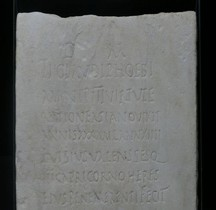 7 Rome  Stèle Funéraire Classarius Misène Baies Nimes 2019