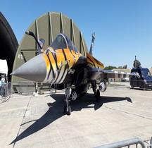 Dassault Rafale C Escadron 3-30 Lorraine Orange 2019