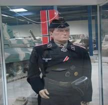 1945  Heer Schwere Panzerjäger-Abteilung 512  Hauptman Otto Carius Saumur