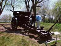 Canon 10cm K 14 Krupp Quebec