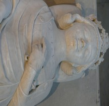 Seine St Denis St Denis Basilique 3.14.1 Charles IV Le Bel  Gisant