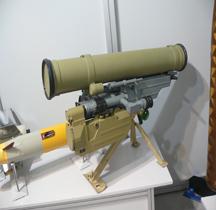 Missile Anti Char AT 13 Saxhorn-2.Metis  M1