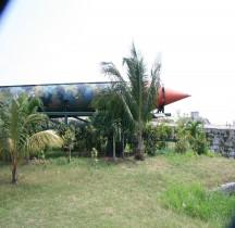 Missile Sol Sol  R-12 Dvina-SS-4 Sandal Cuba