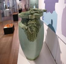 Rome Bronze Vas Vase avec anse réplique Nice