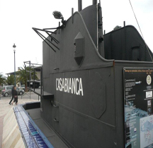 Sous Marin Casabianca  Q 183  Bastia